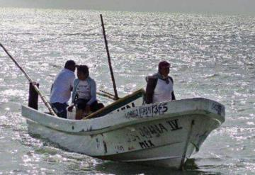 Se pierden tres pescadores en el Golfo de México, dos son tabasqueños
