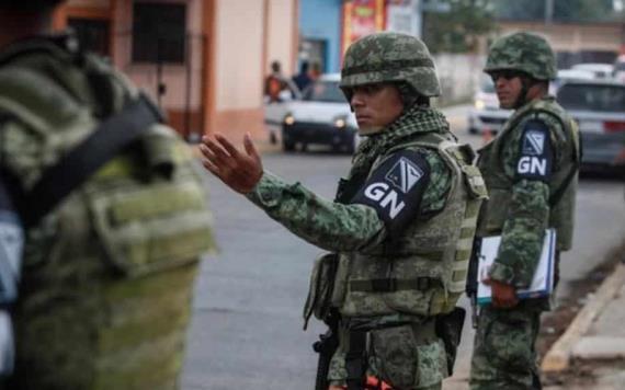Guardia Nacional se instalará en El Triunfo, Balancán