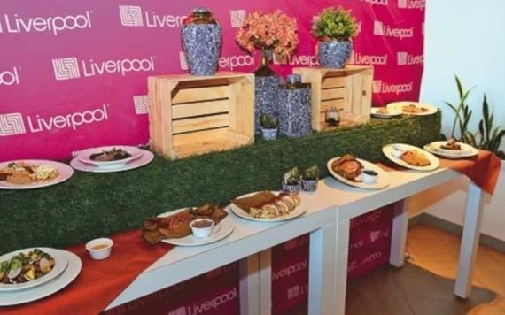 Festival de comida en Liverpool; alistan delicias de Yucatán