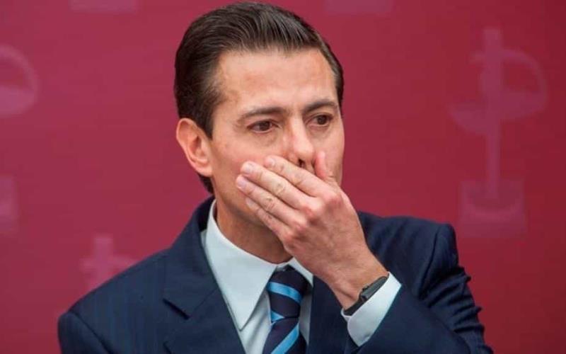 Retiran blindaje a Peña Nieto: podrá ser investigado por la Fiscalía
