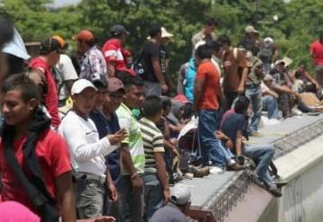 Secuestran a siete migrantes en Tabasco, entre ellos tres menores