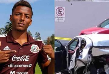 Sale a la luz nuevo video del choque del futbolista Joao Maleck contra auto de recien casados