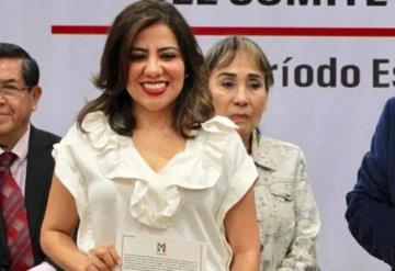 Cancelan candidatura de Lorena Piñón; es expulsada del PRI