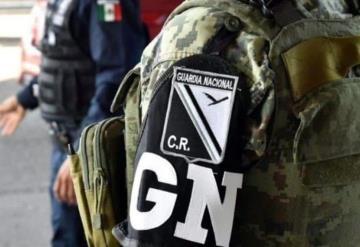 Gobierno investiga la venta de falsas insignias de la Guardia Nacional