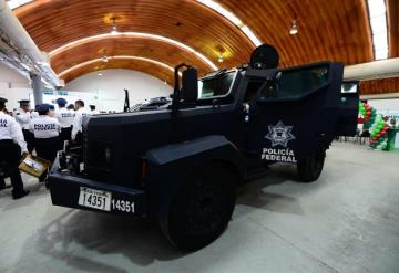 Inauguran la Expo Feria de Seguridad
