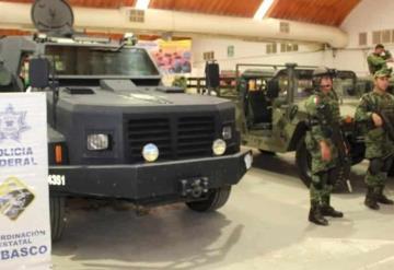 Así se vive la Expo Feria de Seguridad organizada por la Policía Federal