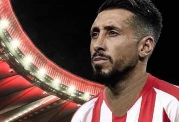 ¡Es oficial! Héctor Herrera llegará al Atlético de Madrid