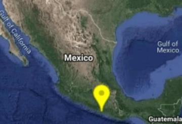 Vuelve a temblar en Acapulco y también en Jalisco