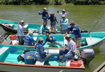 Gana primer lugar México en Panamericano de `Pesca Deportiva de Robalo´ en Tampico