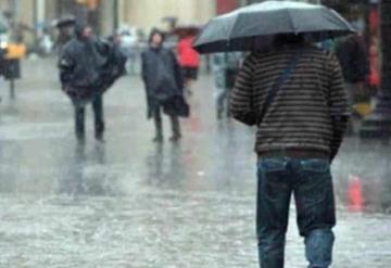 Onda Tropical N.14 traerá lluvias fuertes al estado