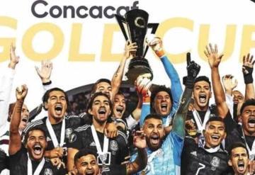 México se consagra en la Copa Oro´