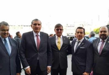 Participa Adán Augusto en Reunión Nacional Conjunta de Seguridad y Protección Civil