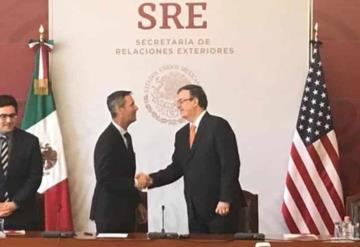 Estados Unidos destinará 800 mdd para proyectos en México