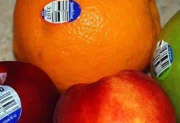 ¿Por qué deberías fijarte si la etiqueta de la fruta tiene un 8?