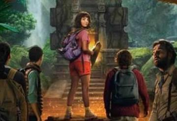 Llega nuevo tráiler de la película  `live action´ de Dora la exploradora