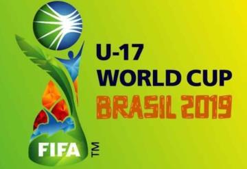 Estos serán los rivales de México durante Mundial Sub 17