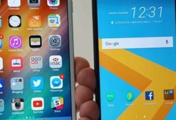 ¿Cómo paso mis contactos si cambié de iPhone a Android?