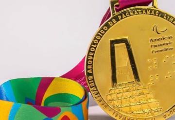 Estas son las medallas oficiales para los Juegos Panamericanos