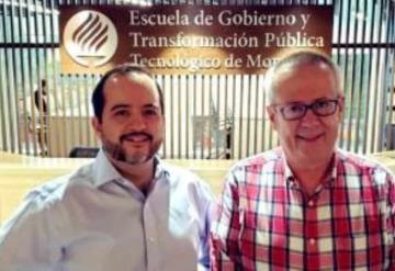 Carlos Urzúa se incorpora como académico al Tec de Monterrey