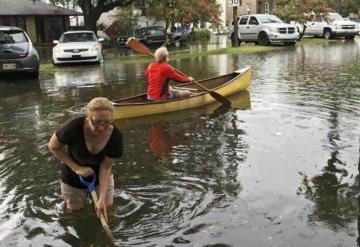 Declaran estado de emergencia en Luisiana; tormenta tropical Barry podría convertirse en huracán