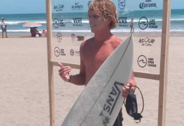 Mexicanos buscan obtener la corona en el World Surf League de Acapulco