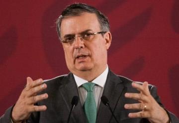 Ebrard critica las narcoseries:Dañan la imagen de México en el extranjero