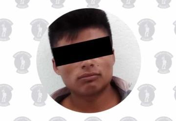 Detienen a ladrón en Jalpa de Méndez; había despojado del bolso a una mujer