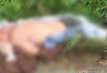 Con huellas de tortura y envuelto en una sábana, encuentran a sujeto sin vida en Macuspana