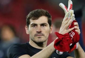 Iker Casillas anuncia su retiro