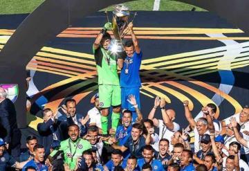 Cruz Azul campeón de la Supercopa MX
