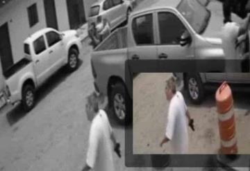 Exdiputado secuestró a dos personas