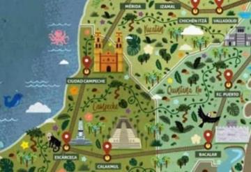 Premia Turismo a ganadores del concurso sobre proyecto del Tren Maya