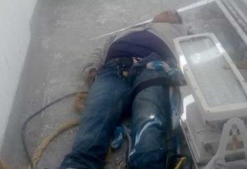Muere trabajador de mantenimiento luego de caer desde una altura de 15 metros