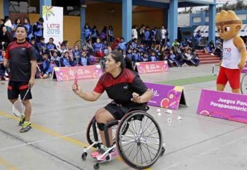 Tres tabasqueñas a  Juegos Parapanamericanos