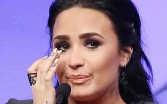 Demi Lovato entra en depresión tras muerte de su mascota