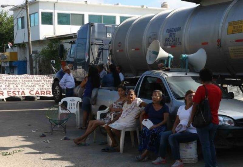 Empresarios respaldan reforma contra extorsión en Tabasco
