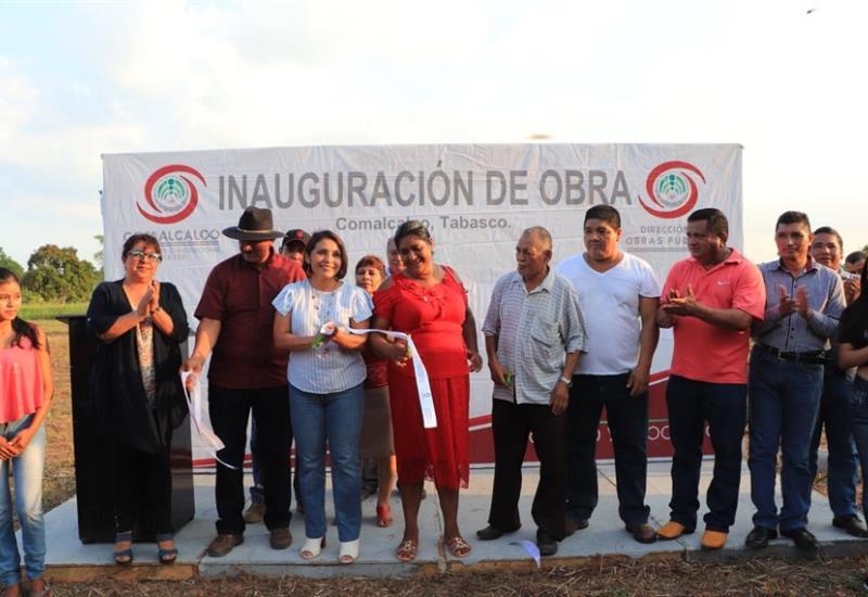 Entrega Ayuntamiento de Comalcalco terreno para panteón