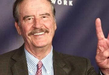 Renuncia Vicente Fox  a seguridad del gobierno federal; lo cuestionan en redes