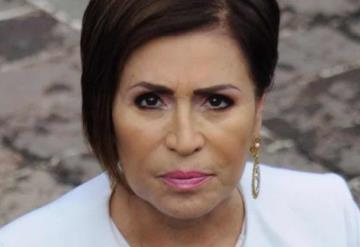 Aquí estoy como lo prometí dando la cara: Rosario Robles
