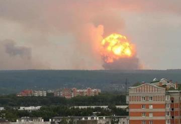 Incidente nuclear en base militar de Rusia; van 7 muertos
