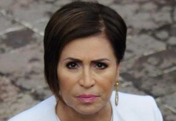 Rosario Robles presenta pruebas de inocencia en su audiencia