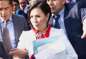 Dictan prisión preventiva a Rosario Robles