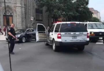 Tiroteo en Filadelfia deja al menos tres policías heridos