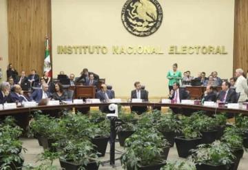 INE dará presupuesto de 5 mil 200 mdp para partidos políticos