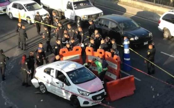 #VIDEO: Persecución y balacera en San Juan de Aragón