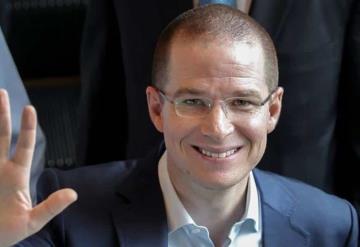 Ricardo Anaya será maestro de política en la UNAM