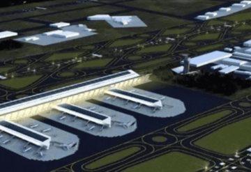 Juez ordena suspender obras del aeropuerto de Santa Lucía