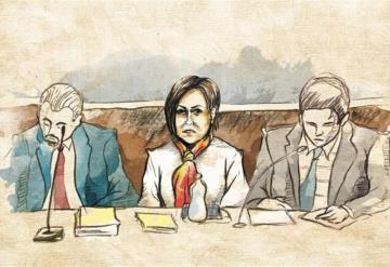 Tramposos y cínicos, abogados de Rosario Robles: Juez