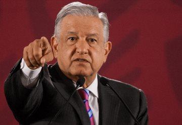 Aeropuerto de Santa Lucia va y no se retrasará; López Obrador