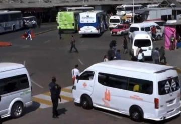 Ya se la saben; Ladrones hasta bromean con víctimas durante robo en transporte público